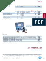 185-204 Parameters MC