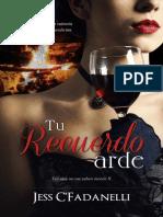 Tu recuerdo arde- Jessica Cuevas Fadanelli