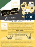123 quarantine dummy manual hwolfe