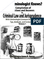 history of criminology course