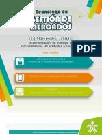 ACTIVIDAD DE PROYECTO 1 Informe Descripción del Mercado