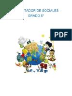 ADAPTADOR DE SOCIALES GRADO 5°