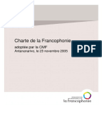 charte_francophonie_antananarivo_2005
