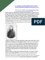 Sfantul Ioan de Kronstadt – Cand trupul o ia inaintea spiritului