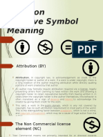 Common Creative Symbol Meaning