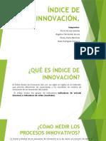Índice de innovación curn