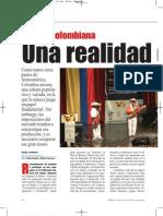Música colombiana una realidad desconocida