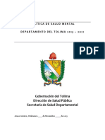 Politica de Salud Mental Nov 2013.pdf