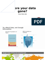 Where your data