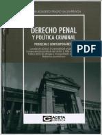 DERECHO PENAL Y POLÍTICA CRIMINAL Problemas contemporáneos (Perú) by Víctor Roberto Prado Saldarriaga (z-lib.org).pdf