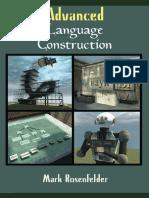 Mark Rosenfelder - Advanced Language Construction-Yonagu Books (2012)