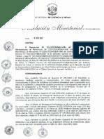RM_N_128_2020_MINEM_DM Protocolos COVID19 Para Reincio de Actividades