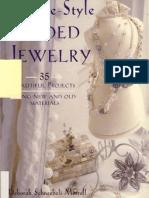Vintage Style Beaded Jewelry