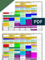 Programme Scheme 2011