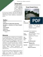 El Calvario (Caracas) - Wikipedia, la enciclopedia libre