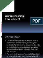 Entrepreneurship Development.ppt
