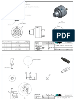 125mm Collet Chuck Assy Drawings
