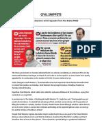 9th April Daily News UM