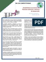 Estabilidad economica en Panama estimulo o barrera de desarrollo.pdf
