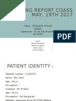 MR Placenta Previa dr. Edy SpOG