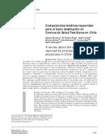 Competencias médicas requeridas para el buen desempeño en Centros de Salud Familiares en Chile.pdf