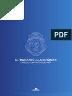 [Texto completo] Discurso del Presidente Carlos Alvarado Quesada ante la Asamblea Legislativa (04/05/20)