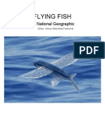 alexis sittenfeld-parkhurst -  fish species report  national geographic article