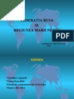 3. F. Rusa si Regiunea M. Negre