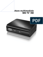 Manuale Wd Tv Hd