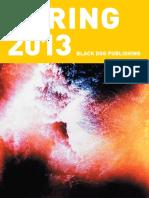 black dog spring 2013 cat..pdf