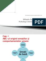 """Suport de curs variantă PPT - """"Tehnici de gestionare a stresului și de restabilirea echilibrului interior"""""""
