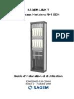 Guide d'installation et d'utilisation du SLT 253031913-A
