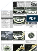 10 Up Acura Mdx Heavy Grille Installation Manual Carid