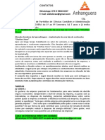 """GF - 2°- 3° SEMESTRE 2020 - Implantação de uma loja de confecções """"Chothes Store"""""""