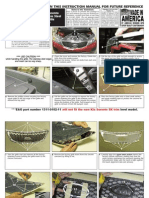 11 Up Kia Sorento Grille Installation Manual Carid