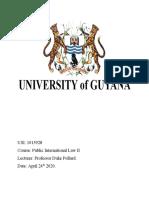 Guyana-Venezuela Abritration.docx