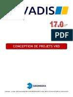 COVADIS v17 - 4 - Projets VRD