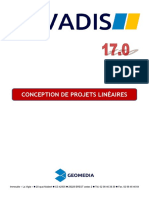 COVADIS v17 - 5 - Projets linéaires