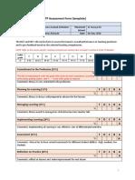 Mouza Saeed Final Evaluation 2020