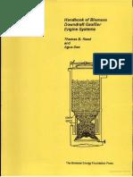 Handbook of Biomass Downdraft Gasifier Engine Systems by Thomas B. Reed- Agua Das