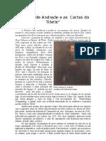 António Andrade e as Cartas do Tibete