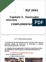 COMPLEMENTO CAP. 3 Generador_Síncrono