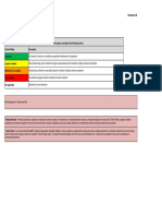 03 G3  Annexure B_OR Self Assessment Template