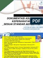 11. DR Rr Tutik - Dokumentasi Askep