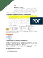 ISO 9001:2015, Clausula 4.1,4.2 y 4.3