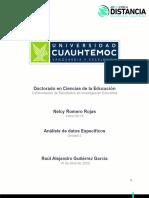 Análisis de los tipos de decisiones de prueba de hipótesis para enfoques cuantitativos_Romero_Nelcy.docx