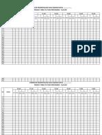 Formulir Pemantauan Kesehatan Kapal