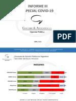 Informe Abril 2020 Covid19 - Giacobbe y Asociados