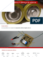 Corrente Elétrica e Diferenca de Potencial.ppsx
