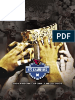 Arizona Cardinals Media Guide (2009)